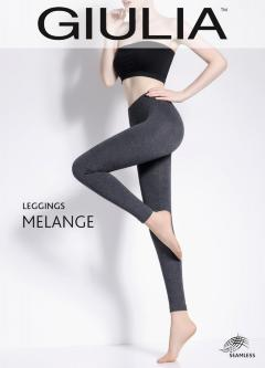 Леггинсы LEGGINGS MELANGE (бесшовные)